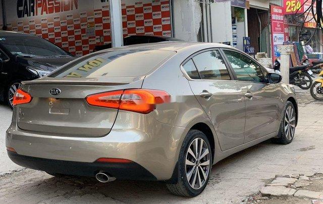 Cần bán gấp Kia K3 2013, màu xám còn mới, 465tr4
