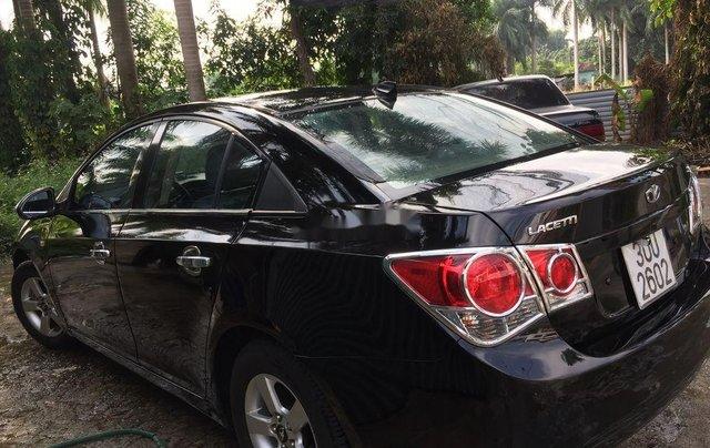 Cần bán Daewoo Lacetti sản xuất 2009, màu đen, xe nhập còn mới8