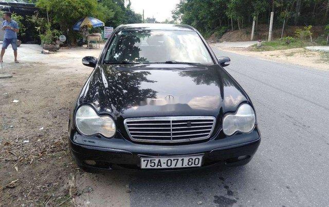 Mercedes Benz C180 đời 2002 số tự động, xe giá thấp, một đời chủ duy nhất0