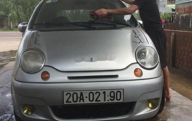 Chính chủ bán xe Daewoo Matiz đời 2006, màu bạc0