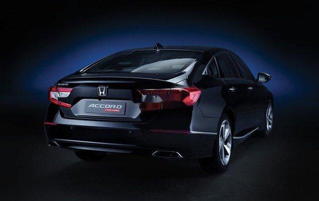 Bán Honda Accord TURBO năm 2019, màu đen, nhập khẩu. Ưu đãi hấp dẫn1