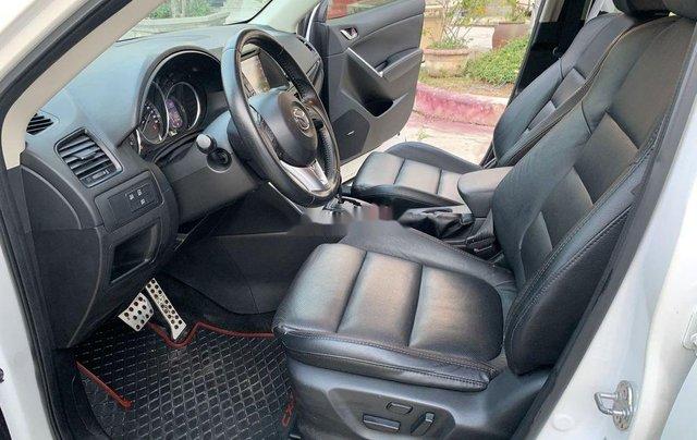 Bán Mazda CX 5 năm 2015, xe chính chủ một đời duy nhất, động cơ ổn định giá ưu đãi4