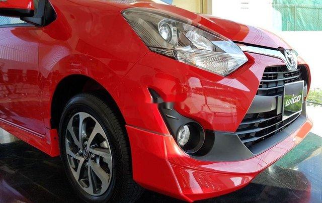 Bán Toyota Wigo MT sản xuất năm 2019 giá cạnh tranh, giao nhanh toàn quốc2