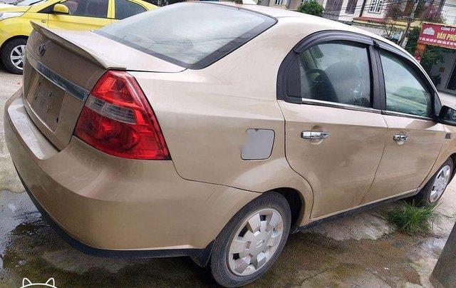 Bán Daewoo Gentra năm 2008, màu vàng còn mới2