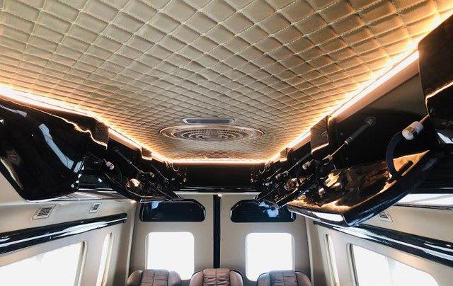 Solati Limousine- Chiếc xe dành cho đại gia đình9