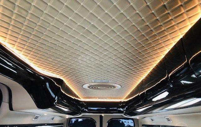 Solati Limousine- Chiếc xe dành cho đại gia đình8
