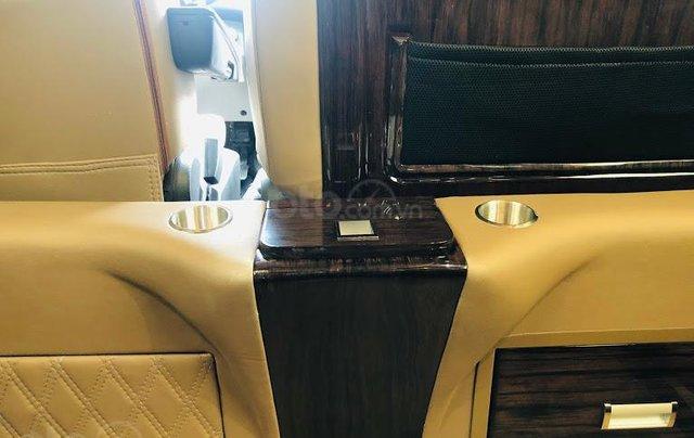 Solati Limousine- Chiếc xe dành cho đại gia đình10