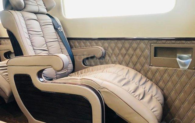 Solati Limousine- Chiếc xe dành cho đại gia đình2