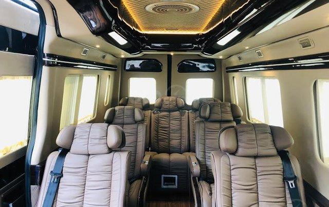 Solati Limousine- Chiếc xe dành cho đại gia đình7
