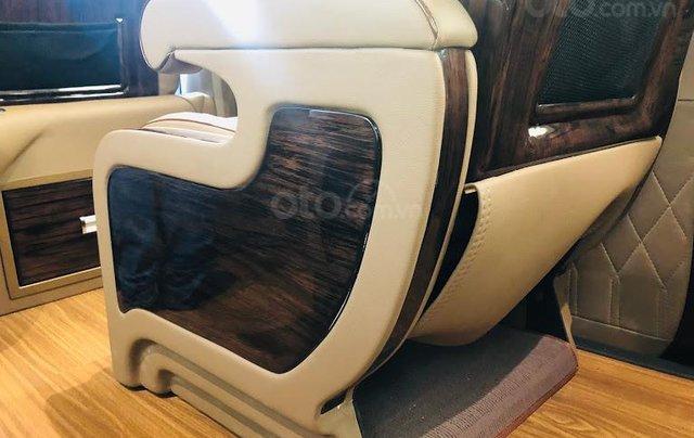 Solati Limousine- Chiếc xe dành cho đại gia đình15