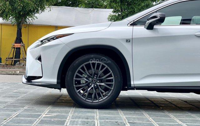 Bán nhanh chiếc xe Lexus RX350 đời 2019, màu trắng 2