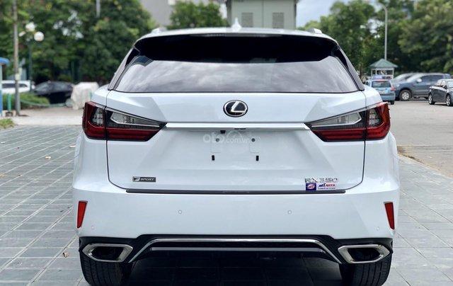 Bán nhanh chiếc xe Lexus RX350 đời 2019, màu trắng 5