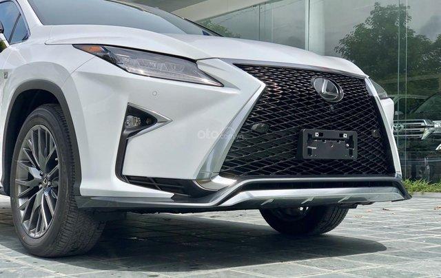 Bán nhanh chiếc xe Lexus RX350 đời 2019, màu trắng 10