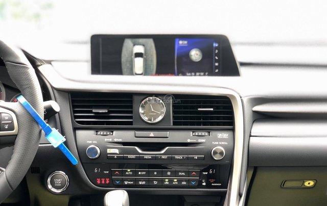 Bán nhanh chiếc xe Lexus RX350 đời 2019, màu trắng 13