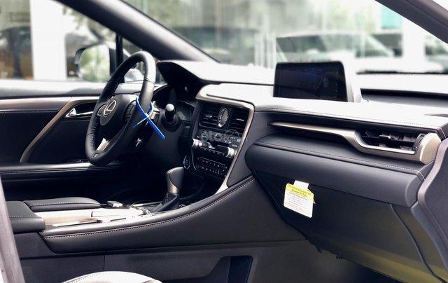 Bán nhanh chiếc xe Lexus RX350 đời 2019, màu trắng 17