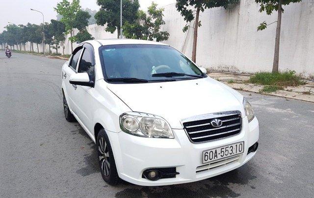 Bán Daewoo Gentra đời 2007, màu trắng ít sử dụng giá 148 triệu đồng0