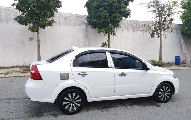 Bán Daewoo Gentra đời 2007, màu trắng ít sử dụng giá 148 triệu đồng2