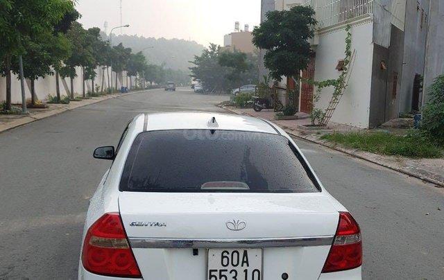 Bán Daewoo Gentra đời 2007, màu trắng ít sử dụng giá 148 triệu đồng1