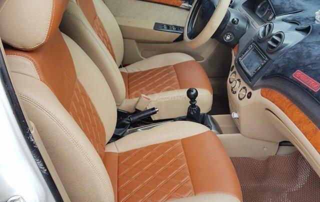 Bán Daewoo Gentra đời 2007, màu trắng ít sử dụng giá 148 triệu đồng4