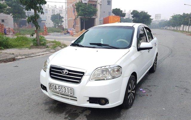 Bán Daewoo Gentra đời 2007, màu trắng ít sử dụng giá 148 triệu đồng3