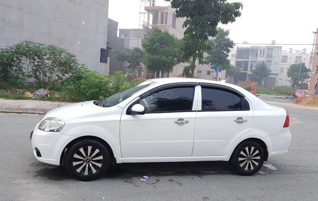 Bán Daewoo Gentra đời 2007, màu trắng ít sử dụng giá 148 triệu đồng8