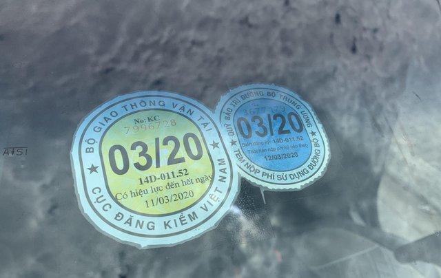 Cần bán Kia Morning van 2012 màu xám bản có ABS8