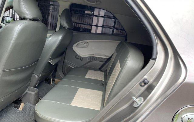Cần bán Kia Morning van 2012 màu xám bản có ABS7