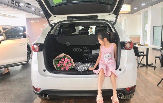 Bán nhanh chiếc xe Mazda CX 5 đời 2019, màu trắng3