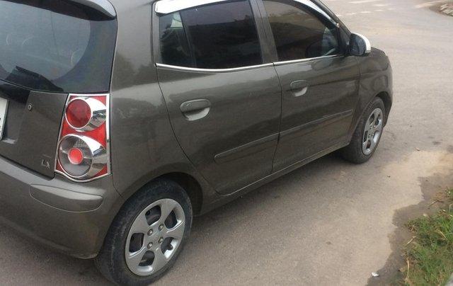 Bán ô tô Kia Morning sản xuất 2009, màu xám (ghi)7