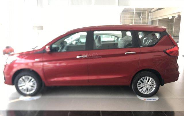 Bán ô tô Suzuki Ertiga GLX sản xuất năm 2019, màu đỏ, xe nhập0