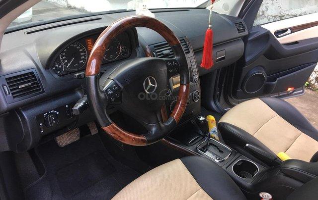Bán ô tô Mercedes A 160 năm 2009, màu xám (ghi), nhập khẩu nguyên chiếc giá cạnh tranh7
