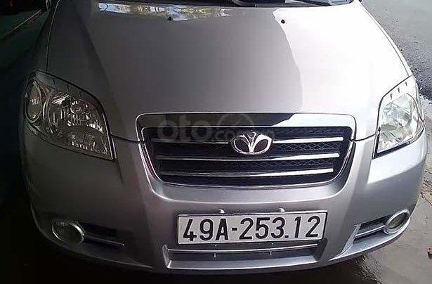 Cần bán Daewoo Gentra SX 1.5 MT năm sản xuất 2008 xe gia đình0