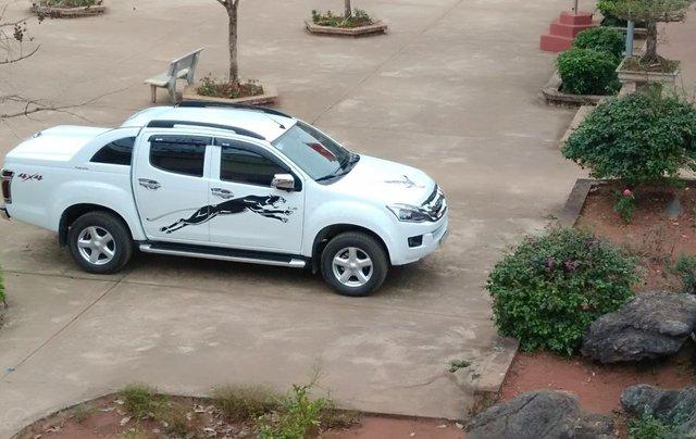 Bán Isuzu Dmax TD đời 2016, màu trắng, xe nhập0