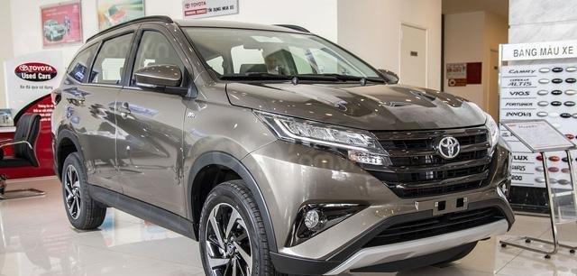 Giá xe Toyota Rush 2020 mới nhập khẩu tốt nhất, mua Rush 2020 trả góp lãi suất 3.9% chỉ với 180 triệu, LH giá tốt hơn7