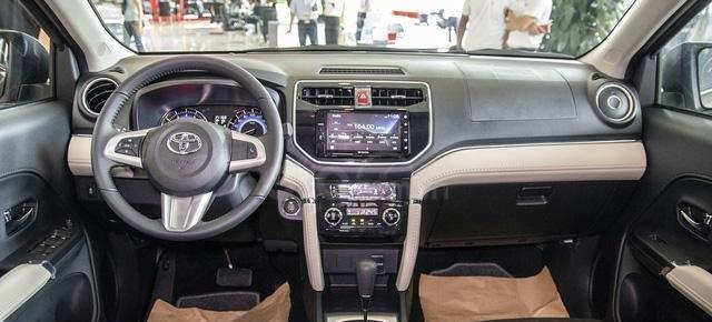 Giá xe Toyota Rush 2020 mới nhập khẩu tốt nhất, mua Rush 2020 trả góp lãi suất 3.9% chỉ với 180 triệu, LH giá tốt hơn3