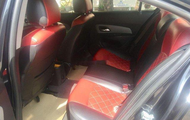 Bán xe Daewoo Lacetti sản xuất năm 2010, màu đen, nhập khẩu nguyên chiếc còn mới7