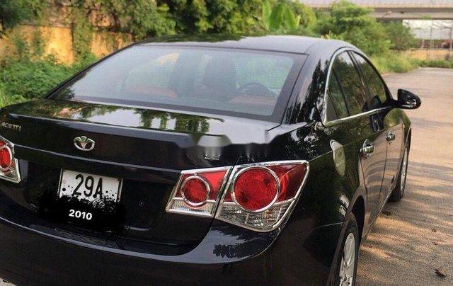 Bán xe Daewoo Lacetti sản xuất năm 2010, màu đen, nhập khẩu nguyên chiếc còn mới1