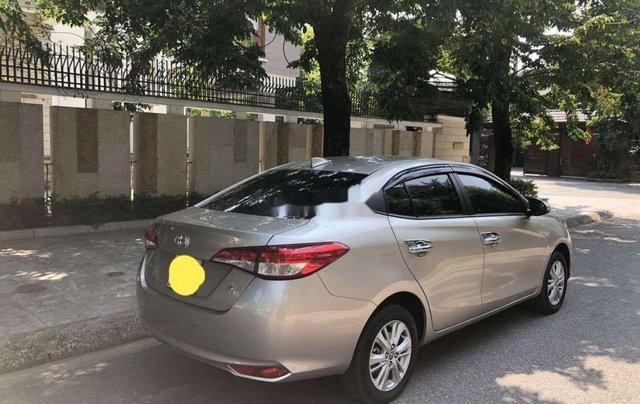 Cần bán Toyota Vios năm sản xuất 2019, màu vàng còn mới, 575 triệu1