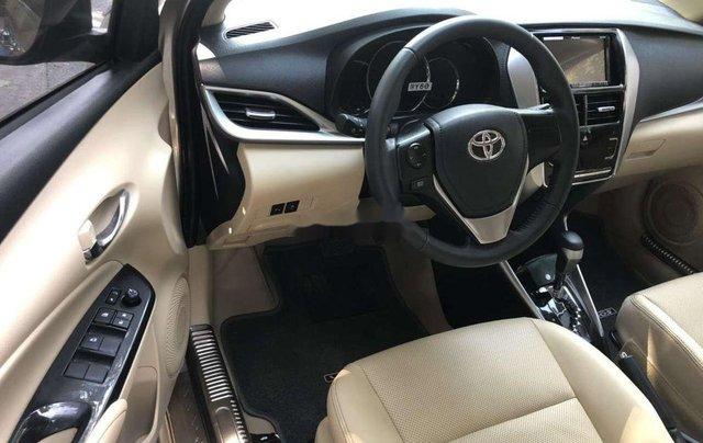 Cần bán Toyota Vios năm sản xuất 2019, màu vàng còn mới, 575 triệu5
