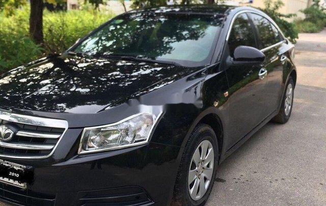Bán xe Daewoo Lacetti sản xuất năm 2010, màu đen, nhập khẩu nguyên chiếc còn mới0