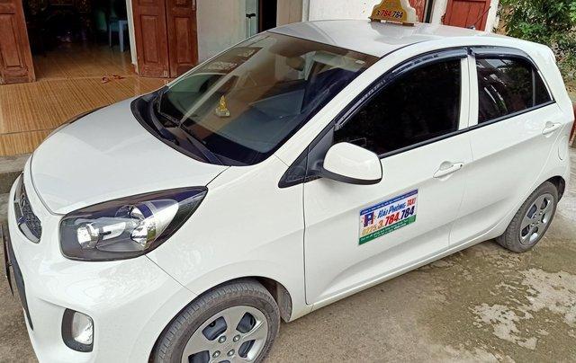 Bán ô tô Kia Morning đời 2019, màu trắng đang trả góp ngân hàng, giá 270 triệu đồng3