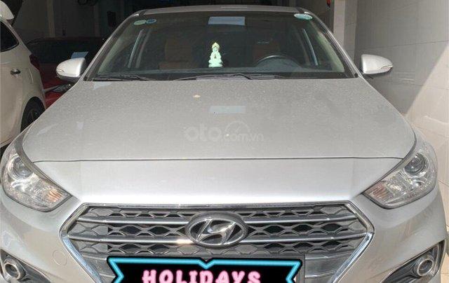 Xe Hyundai Accent năm 2018 số sàn, xe tuyệt đẹp0