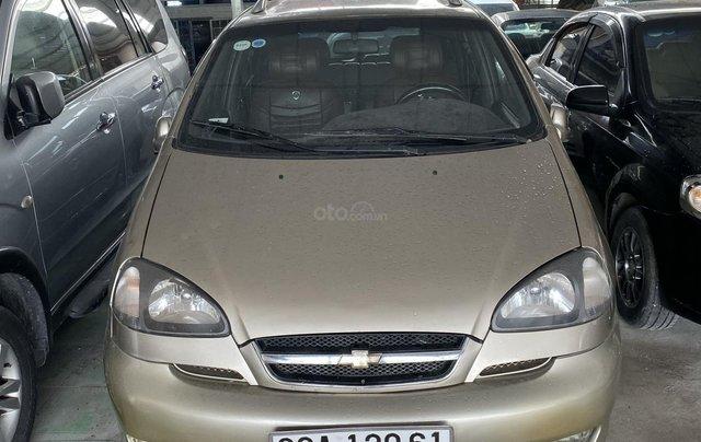 Cần bán Chevrolet Vivant đăng ký 2008, màu vàng ít sử dụng giá tốt 169 triệu đồng4