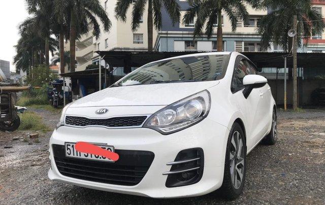 Bán xe Kia Rio Full options đời 2015, màu trắng, xe nhập - Liên hệ Mr.Dương 09388112660