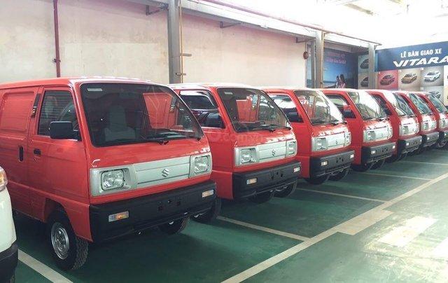 Suzuki Blind Van 2019 xe chạy 24/24, xe đủ màu, hỗ trợ giao xe trả góp, ưu đãi lên tới 11tr, liên hệ: Phúc 09862423540