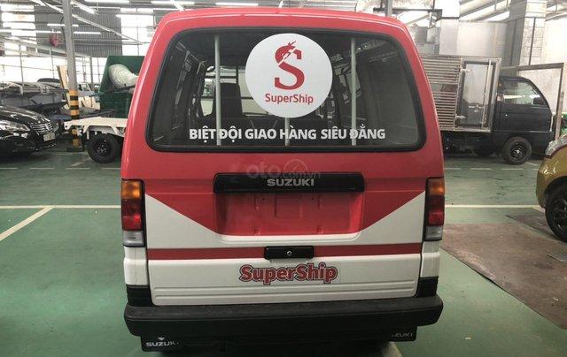 Suzuki Blind Van 2019 xe chạy 24/24, xe đủ màu, hỗ trợ giao xe trả góp, ưu đãi lên tới 11tr, liên hệ: Phúc 09862423544