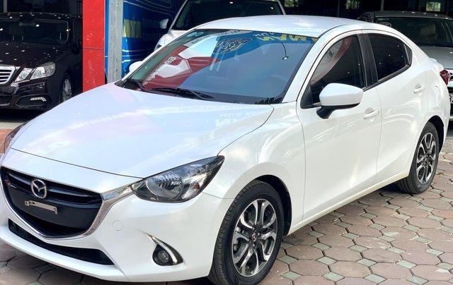 Bán Mazda 2 1.5L Sedan sản xuất năm 2018, màu trắng1