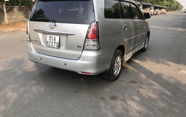 Bán ô tô Toyota Innova đăng ký 2010, màu bạc nhập khẩu nguyên chiếc giá chỉ 355 triệu đồng7