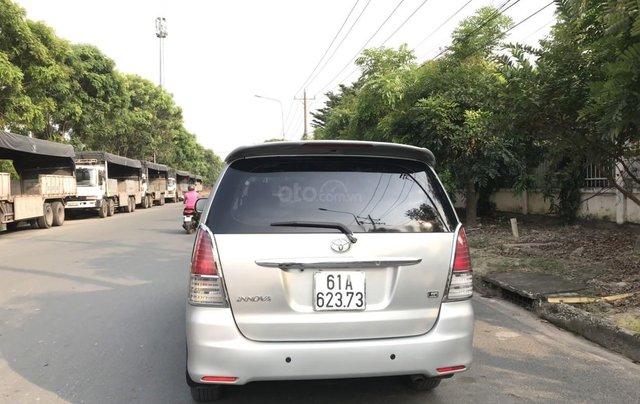 Bán ô tô Toyota Innova đăng ký 2010, màu bạc nhập khẩu nguyên chiếc giá chỉ 355 triệu đồng6