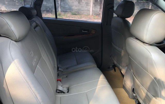 Bán ô tô Toyota Innova đăng ký 2010, màu bạc nhập khẩu nguyên chiếc giá chỉ 355 triệu đồng12